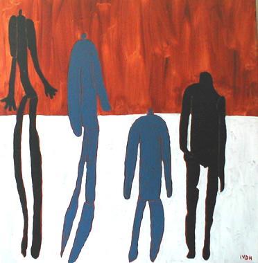 Titre: Sans titre 11, Artiste: Van den Hove, Isabelle