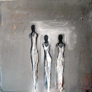 Titre: Hymne à la femme I, Artiste: Van Vaerenbergh, Carine