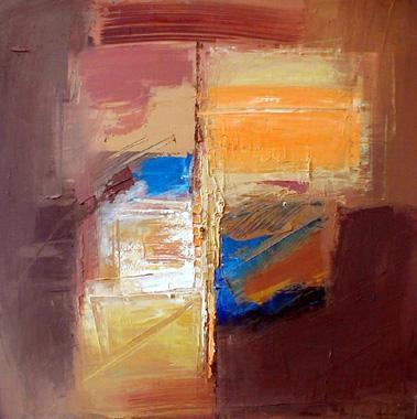 Titre: Symétrie asymétrie, Artiste: HUET, Alain