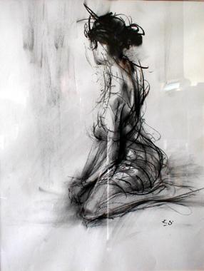 Titre: Valérie 84-01, Artiste: Stefanovic, Konstantin