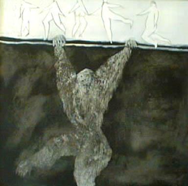 Titre: La femme sauvage, Artiste: Baibay , Babette
