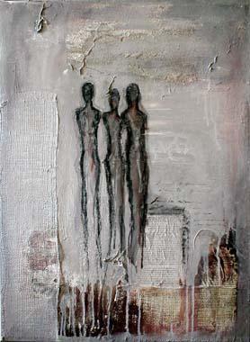 Titre: Eternité, Artiste: Van Vaerenbergh, Carine