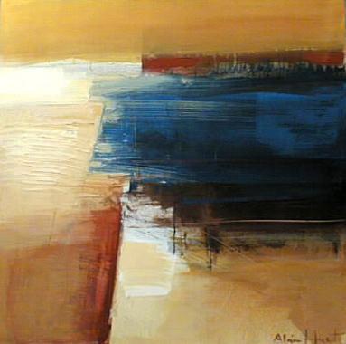 Titre: Grand sud, Artiste: HUET, Alain