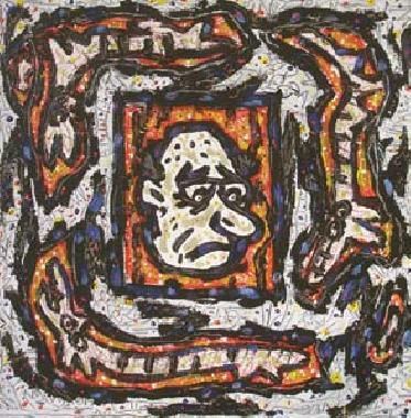 Titre: Michel 8, Artiste: Leclercq, Régis