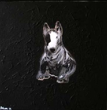 Titre: Terrible Terrier, Artiste: Haes, Steve