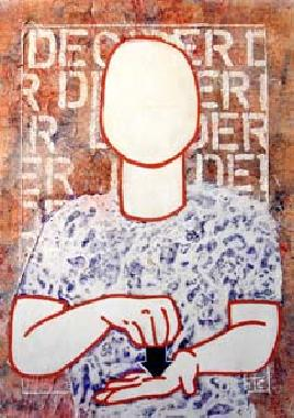 Titre: Décider, Artiste: Trine, Marie-Chantal