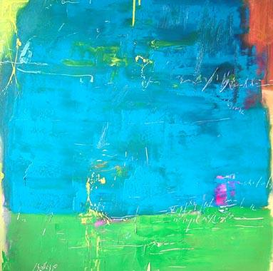 Titre: Deux éléments 4, Artiste: Belluzzo, Antonio