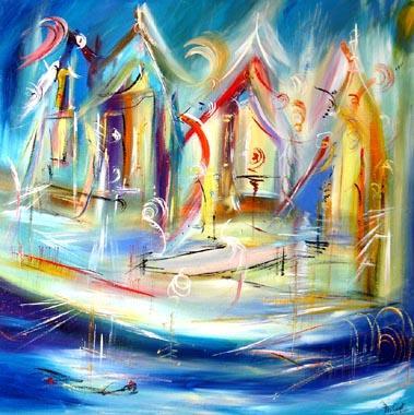 Titre: Magic Riviera, Artiste: CAYET, Muriel