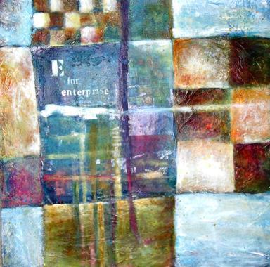 Titre: E1, Artiste: Savenbrand, Anki Ewing