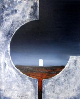 Titre: Abstract Landscape 12, Artiste: Keuller, Olivier