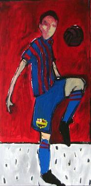 Titre: Barça, Artiste: Tornado, Eddy
