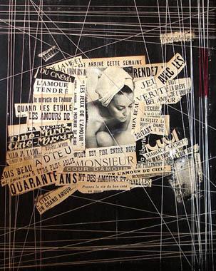 Titre: Sans-titre4, Artiste: CHERES, Sandra