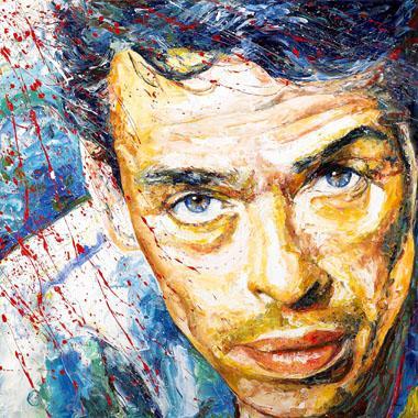 Titre: Jacques Brel, Artiste: Maes, Gilles