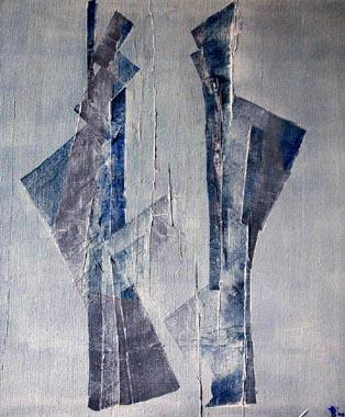 Titre: Samourais, Artiste: Damster, Pierre