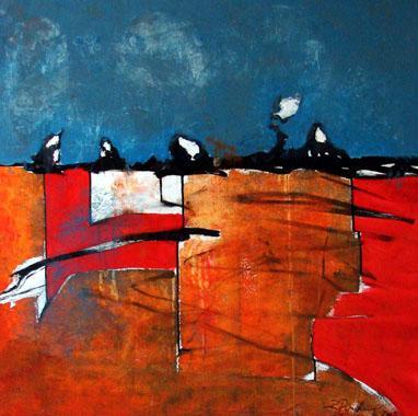Titre: Landscape 03, Artiste: Peperkamp, Roeland