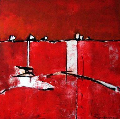 Titre: Landscape 02, Artiste: Peperkamp, Roeland