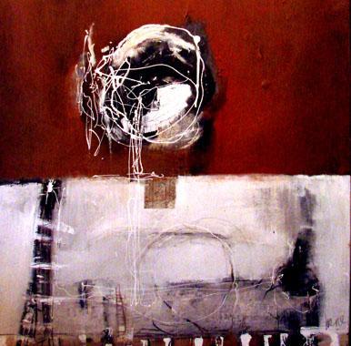 Titre: The Gate, Artiste: Van den bos, Irene