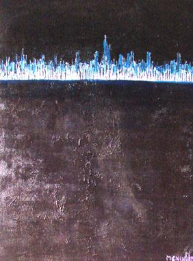 Titre: Skyline 10, Artiste: Cnudde, Marc