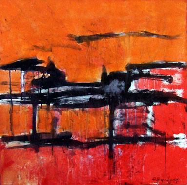 Titre: Landscape 64, Artiste: Peperkamp, Roeland