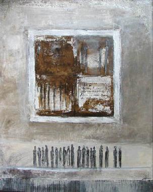 Titre: Traces et memoires 9, Artiste: Van Vaerenbergh, Carine