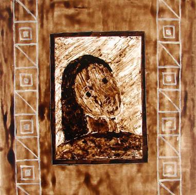 Titre: Face cachée 5, Artiste: Trine, Marie-Chantal
