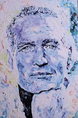 Titre: Paul Newman, Artiste: Maes, Gilles
