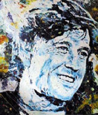 Titre: Robert Redford, Artiste: Maes, Gilles