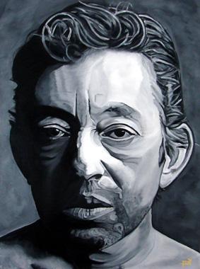 Titre: Gainsbourg, Artiste: De Pauw , Johan