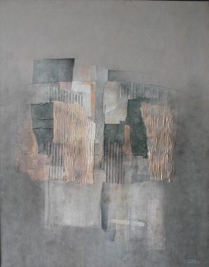 Titre: Vespéral, Artiste: Malagré, Anita