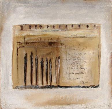 Titre: L'Ivresse du Pouvoir, Artiste: Van Vaerenbergh, Carine