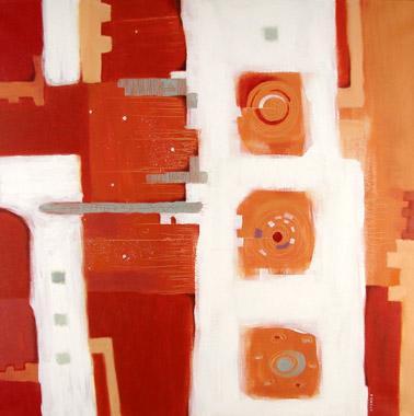 Titre: Orange, Artiste: FORGET, Christophe