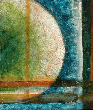 Titre: Space XII, Artiste: Savenbrand, Anki Ewing