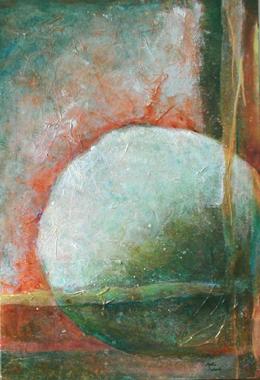 Titre: Space XIX, Artiste: Savenbrand, Anki Ewing